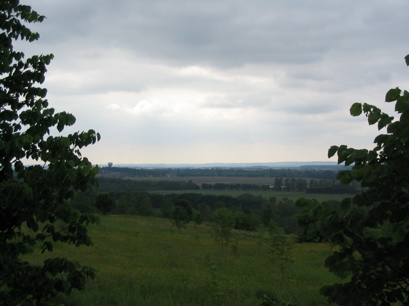 Countryside at Earl Rowe Provincial Park