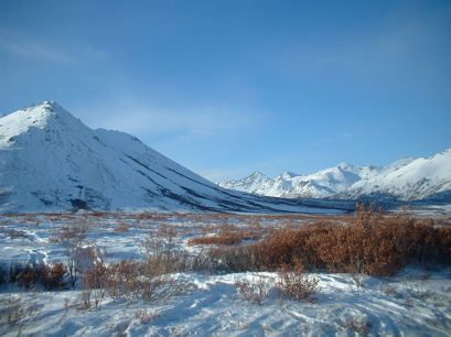 Cam Kirkpatrick photo - Dempster Highway scenery