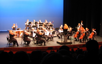 Okanagan Symphony Orchestra with Rosemary Thomson conducting