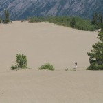 Skagway, scenery, and sand