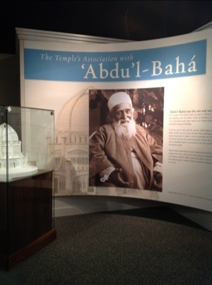 The 100th anniversary of Abdul-Baha's visit to North America